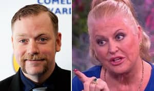 Rufus Hound Reveals The Savage Insult From Kim Woodburn That Made Him Quit Celebrity Juice