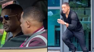 Will Smith And Martin Lawrence Begin Shooting Bad Boys For Life