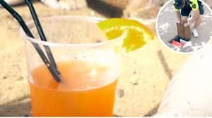 Tourists Warned About £5 Spanish Beach Cocktails 'Containing Human Poo'