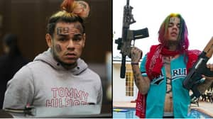 Tekashi 6ix9ine Indicted On Firearm And Racketeering Charges With Nine Trey Gang Members
