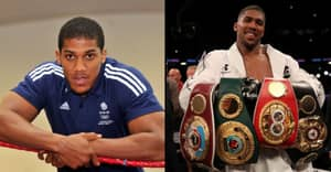Anthony Joshua - From Humble Beginnings To One Of The Most Respected UK Athletes