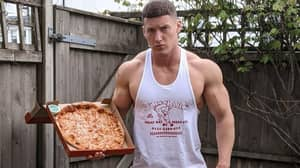 Bodybuilding Influencer Says You Can Still Get In Shape Eating 'Bad' Food