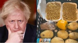Government Bringing Back £15 School Food Voucher Scheme After 'Unacceptable' Hamper Backlash