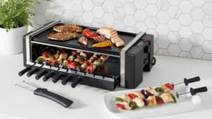Aldi Is Selling A 3-in-1 Kebab And Grill For £30