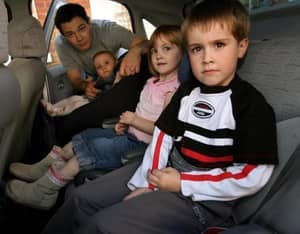 Here's Everything You Need To Know About New Car Booster Seat Laws