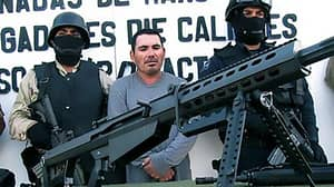 Mexican Cartel Worker Accused Of Dissolving Hundreds Of Bodies In Acid