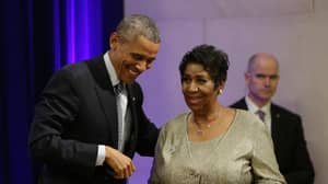 Barack And Michelle Obama Have Issued A Statement Honouring Aretha Franklin