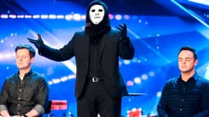 Britain's Got Talent Viewers Think They Know Who The Masked Magician Is