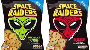 Iceland Releases ​New Space Raiders And Hula Hoops Potato Shapes