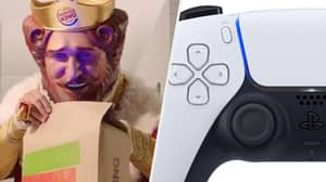 Burger King Just Teased Some Major PlayStation 5 News, For Some Reason