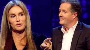Caitlyn Jenner Shuts Down Smug Faced Piers Morgan Over Comment About Her Body