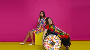 Galway Wheelchair Cover Company Izzy Wheels Unveil Disney Collaboration
