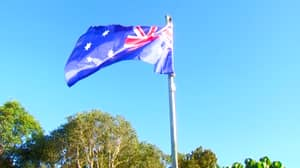 Elderly Couple Planning To 'Fight To The End' After Being Told To Take Down Australian Flag