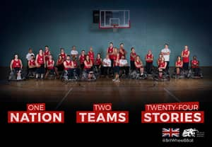 Team GB's Paralympic Wheelchair Basketball Team Are Ready For Rio