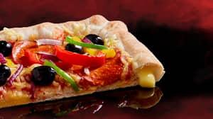 Pizza Hut Is Launching A New Vegan Stuffed Crust Pizza