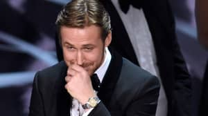 Ryan Gosling Explains Why He Was Giggling At Oscars Blunder