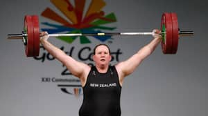 Olympic Weightlifter Laurel Hubbard Named Sportswoman Of The Year