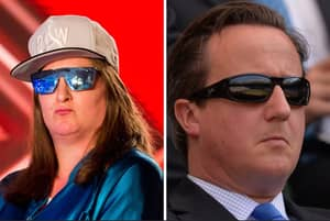 We've Done A Sting And We Now Know That David Cameron Is In Fact Honey G