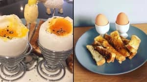 British People Are Angry With Americans For Not Using Eggcups