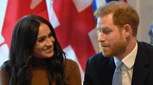 Harry And Meghan Receive Award For Having Only Two Kids