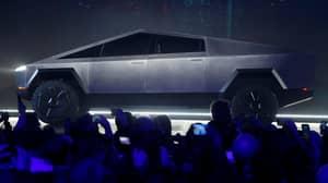 Dubai Police Hint At Adding Tesla's New Cybertruck To Their Fleet