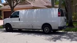 Man Sees 'Government' Vans Outside Home After Posting 'Evidence' Of Alien Landing