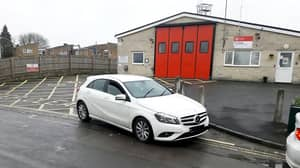 Parent On School Run Refuses To Move Car Blocking Fire Station