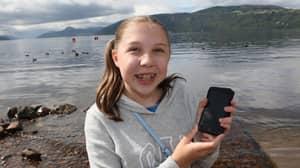 Schoolgirl Captures 'Best Picture Of Loch Ness Monster In Years'