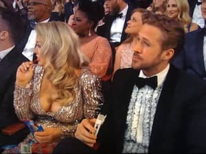 Everyone Thought Ryan Gosling Was Dating His Sister At The Oscars