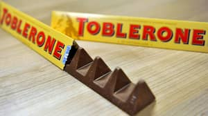 People Shocked After Noticing Hidden Image In Toblerone Logo