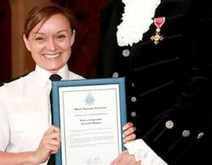 Police Officer Saves Baby's Life After Pulling Parents Over For Suspected Drink Driving