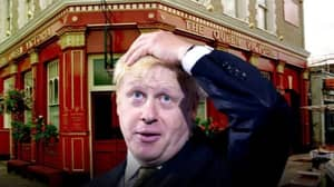 ​Boris Johnson Made An Eastenders Cameo In 2009
