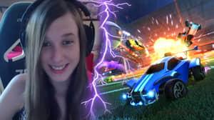 Gamer Gets 'Struck By Lightning' During Twitch Stream