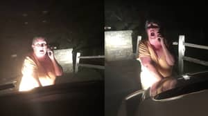 Screaming Woman Fired After Fake Car Accident Video Goes Viral