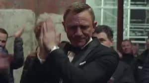 Daniel Craig Gets Emotional During James Bond Farewell Speech