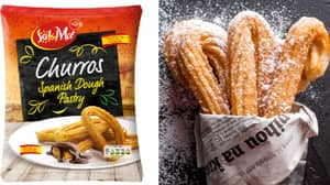 Lidl's Popular 99p Churros Are Returning To Stores For 'Spanish Week'