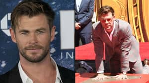 Chris Hemsworth Finally Gets A Star On The Hollywood Walk Of Fame