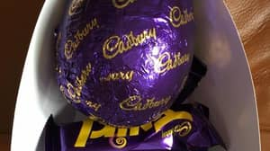 Woman Once Made A Bizarre Discovery After Opening Her Cadbury's Easter Egg