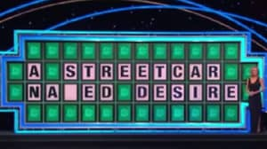 Wheel Of Fortune Contestant Makes One The Biggest Mistakes In Gameshow History