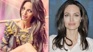 Angelina Jolie Lookalike Is Being Compared To Michael Jackson After Latest Operation