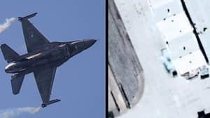 Conspiracy Theorists Think They've Spotted A Secret Spy Plane On Google Maps