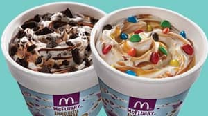 McDonald's Denies Being Investigated For Why McFlurry Machines Are Always Broken