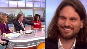 Piers Morgan Goes In On 'Dating Guru' On 'Good Morning Britain'