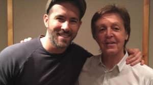 Ryan Reynolds Lightly Trolls Sir Paul McCartney On Instagram