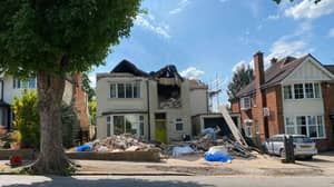Builder Partially Demolishes Home While Family Are On Holiday Over Unpaid Bill