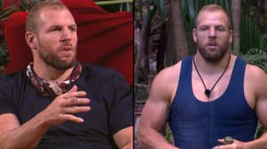I'm A Celeb Hit With Ofcom Complaints After James Haskell's Disability Joke