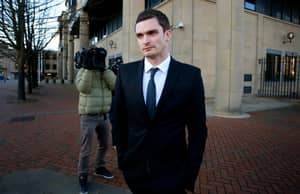 Adam Johnson Reportedly Beaten Up In Prison Showers