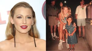This Girl Realised 10-Year-Old Blake Lively Featured In Her Old Photo