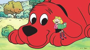 'Clifford The Big Red Dog' Is Returning To TV In 2019