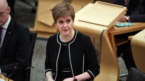 Nicola Sturgeon Announces Ban On Indoor Alcohol Sales In Scottish Hospitality Venues